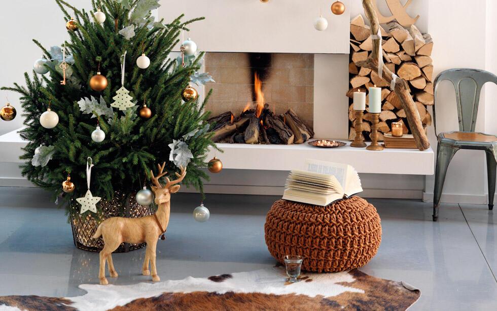 Sapin de Noel moderne