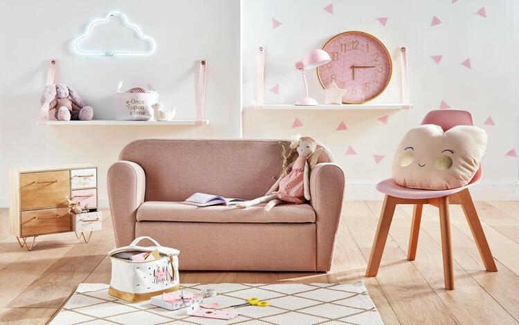 Idees Astuces Deco Chambre De Petite Fille Eminza