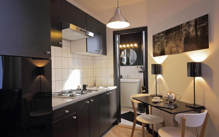 idee per allestire la tua piccola cucina