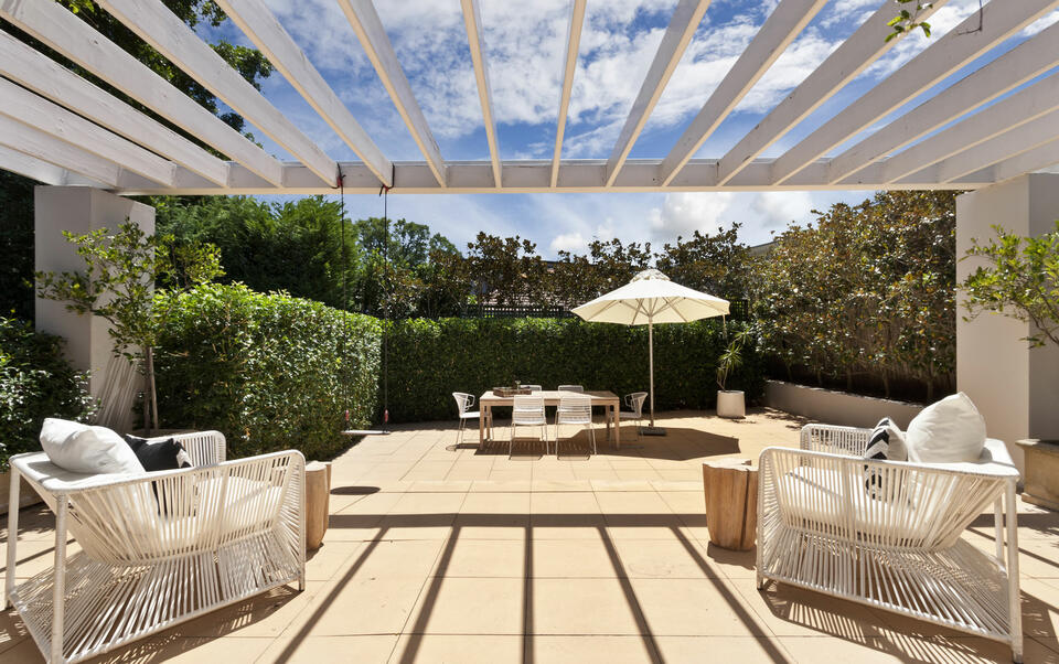giardino design
