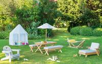 meubles de jardin pour enfant