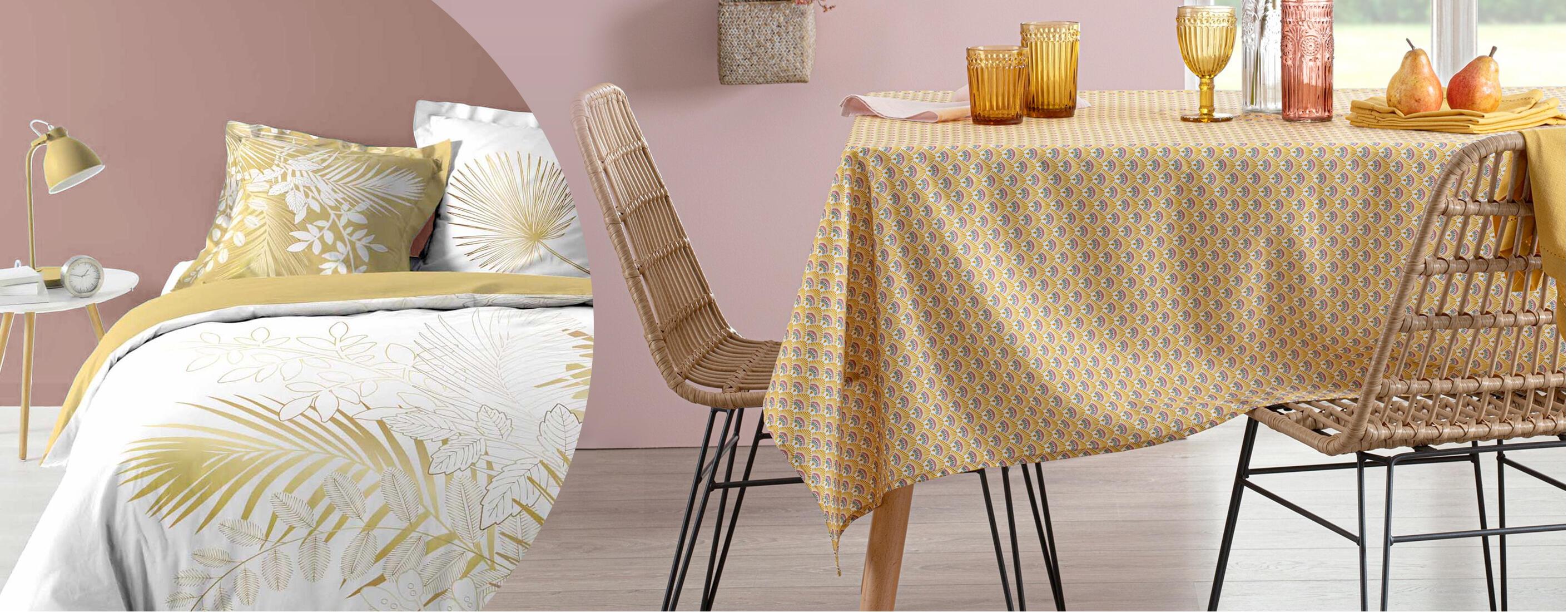 Novedades textil para el hogar