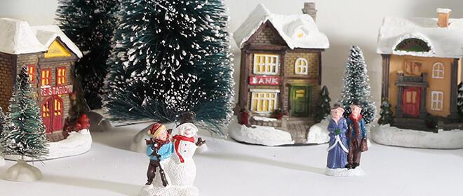 Pueblo de Navidad
