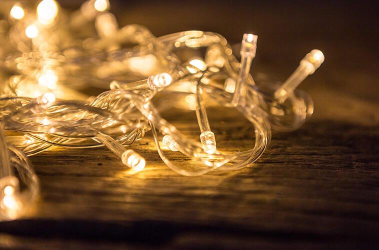 Ghirlanda LED