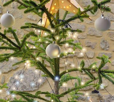 Tenda albero di Natale
