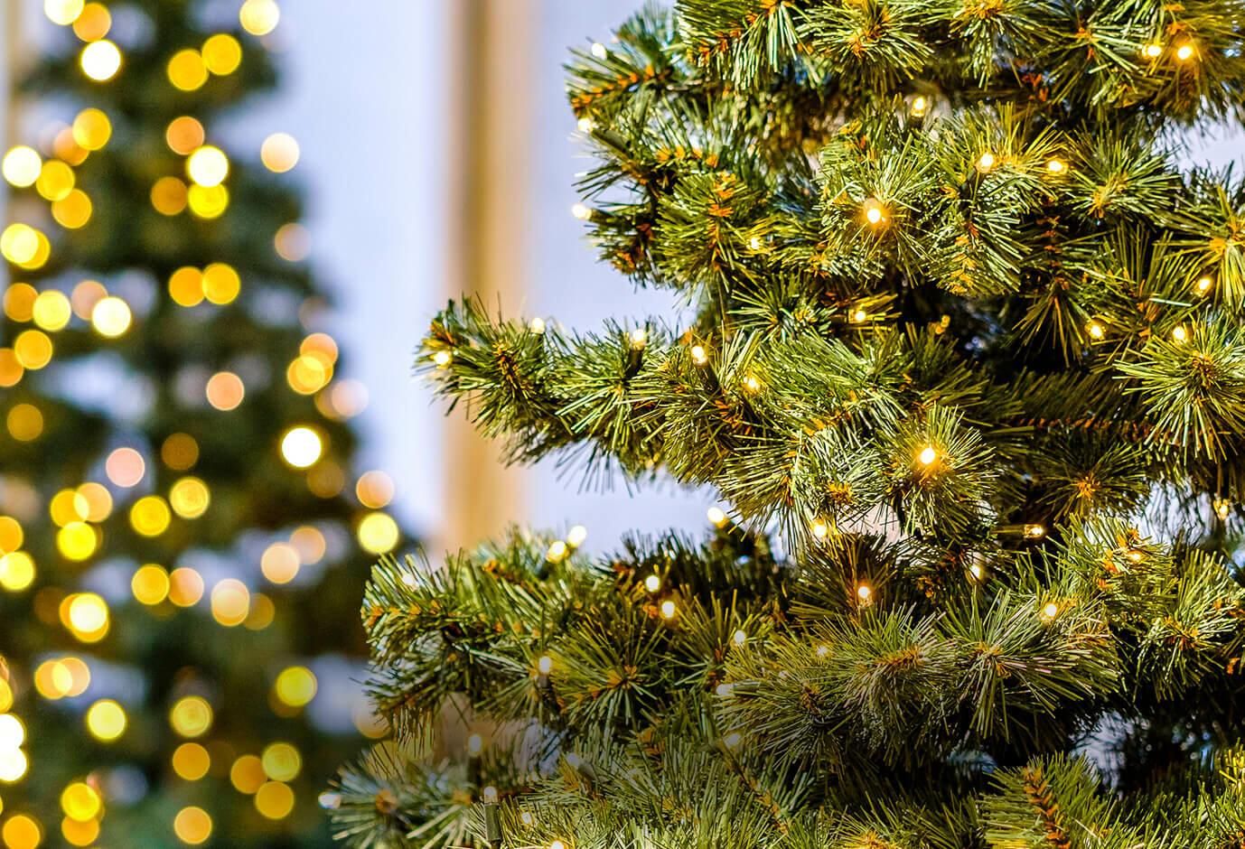 Luces para el árbol